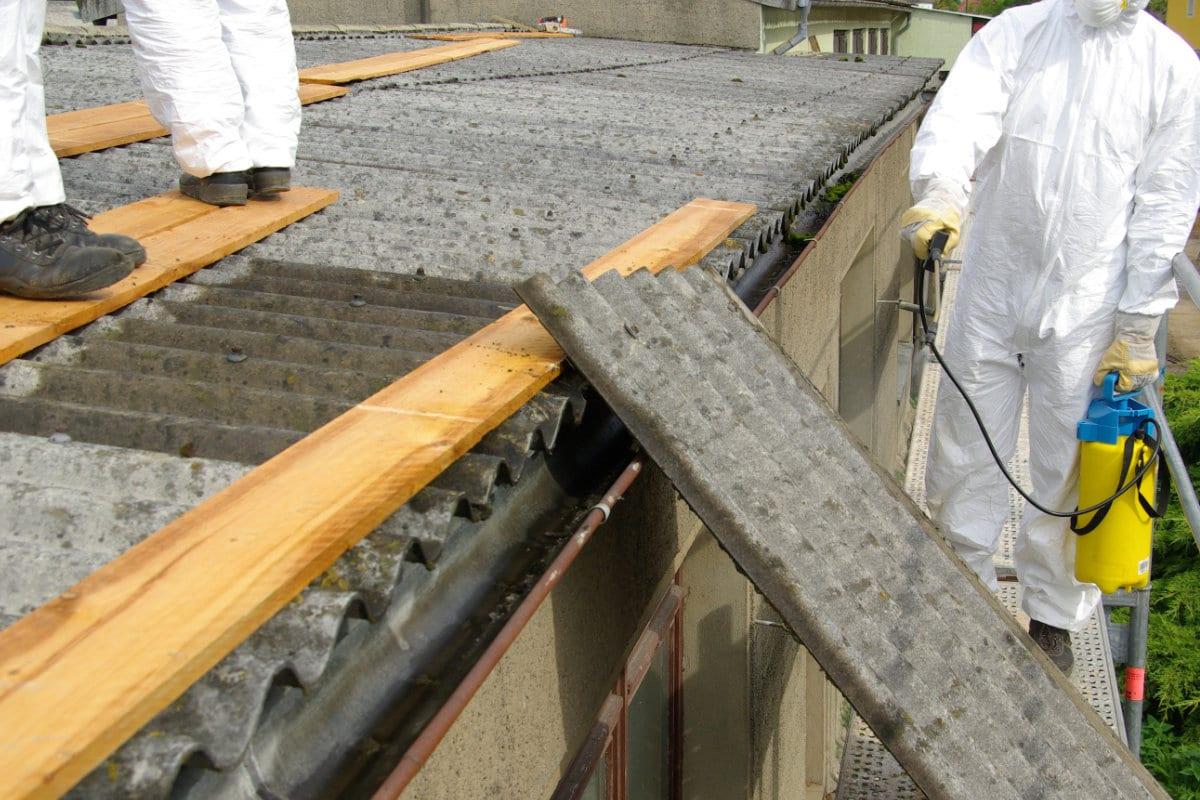 asbest dak vervangen