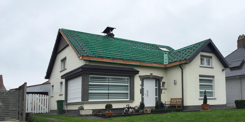 dak renoveren prijs overzetdak