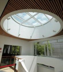 lichttunnel dakvenster