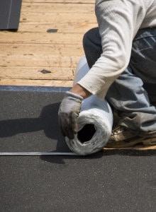 plat dak renoveren bitumen